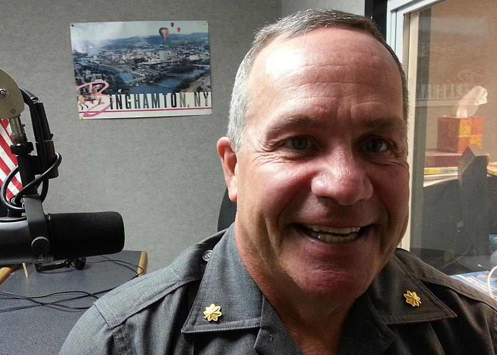 "Leadership Change At State Police Troop ""C"""