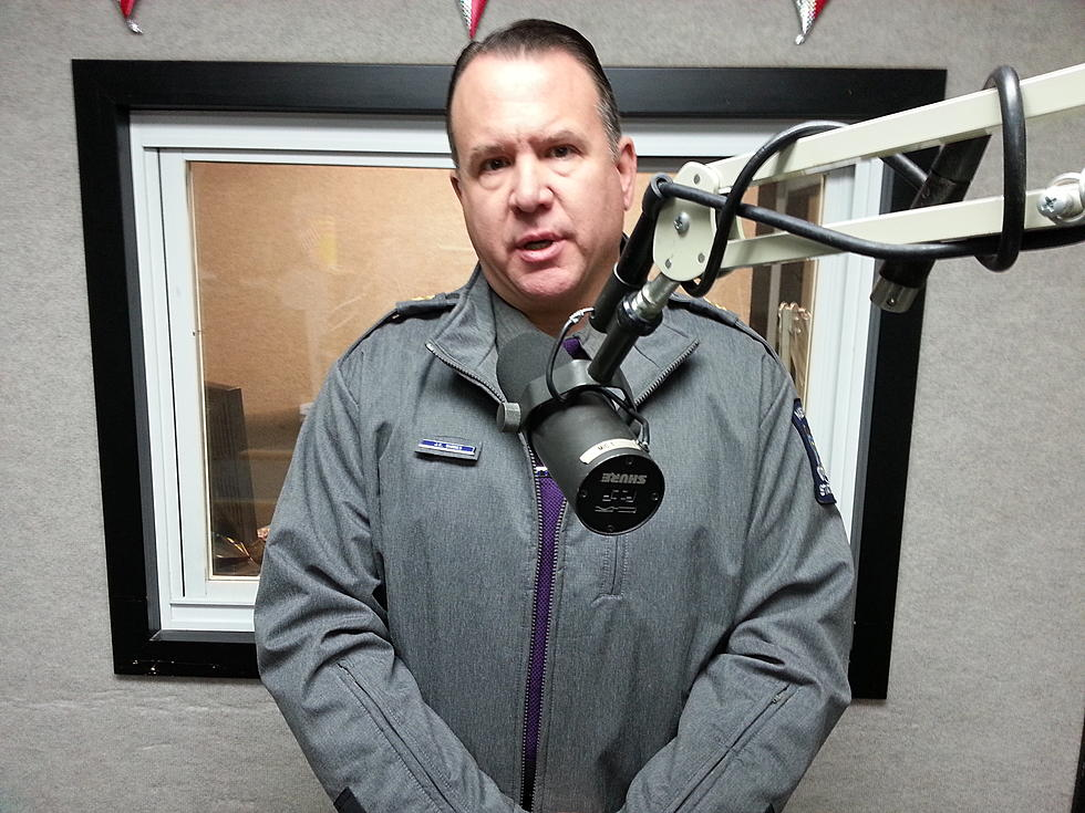 "NYS Troopers on ""Heightened Level of Awareness"""