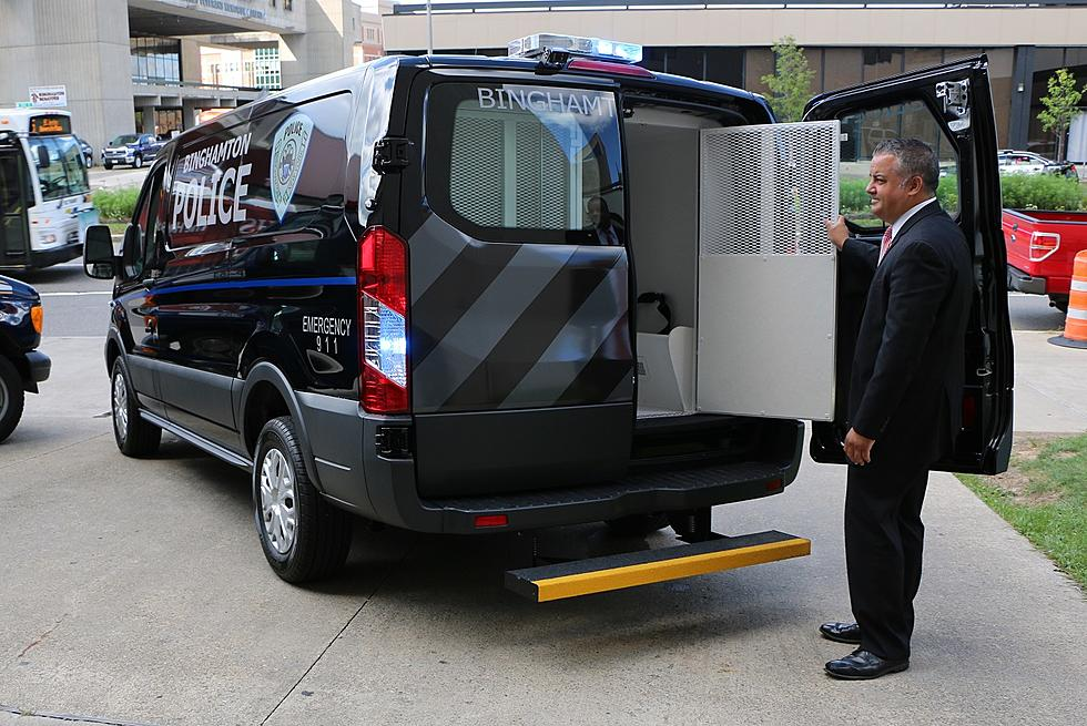 Prisoner Transport Van >> New Prisoner Transport Van Hits The Road In Binghamton