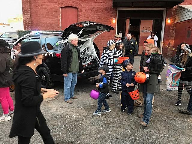 Binghamton Halloween Parade Looks to Bring Community Together