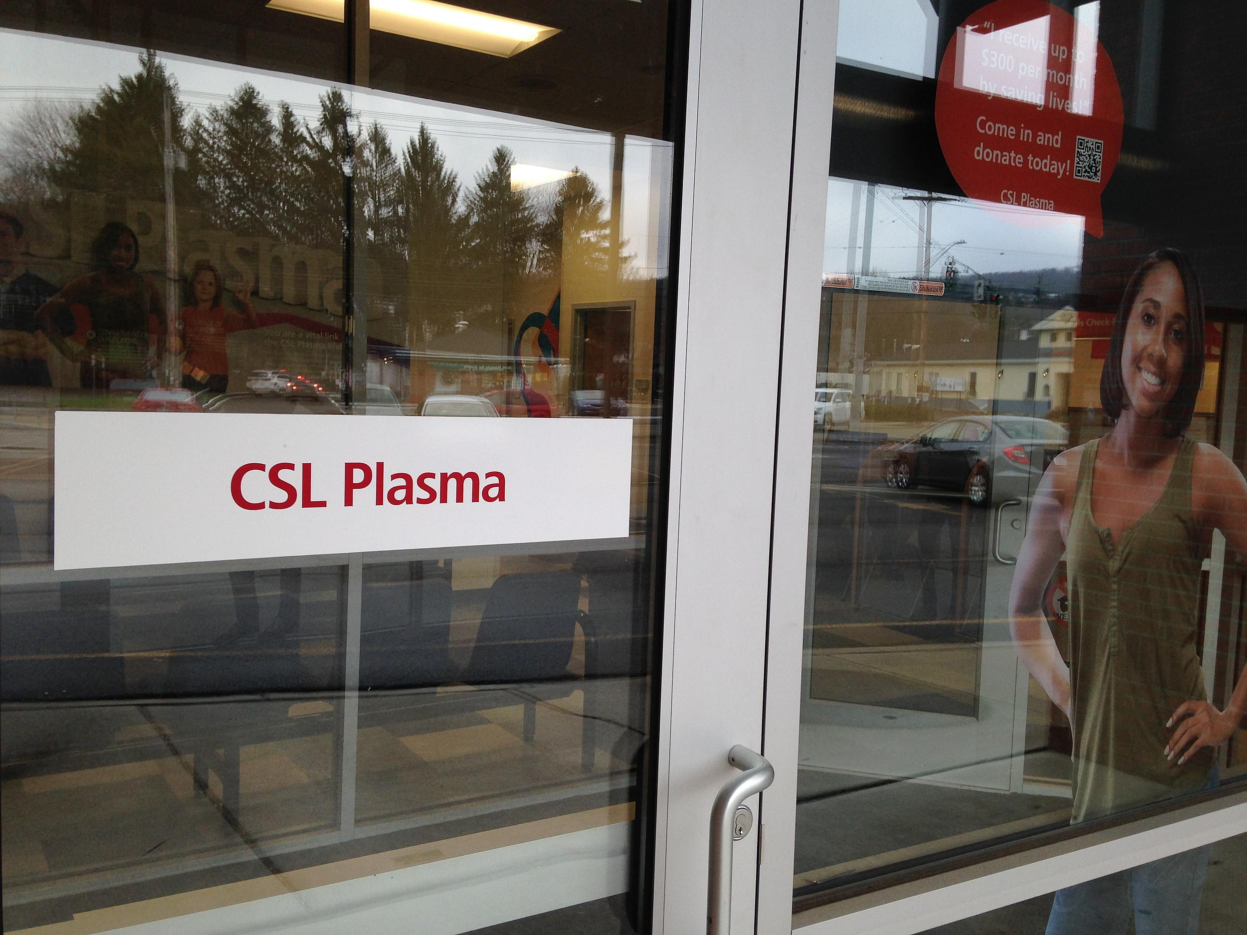 No Opening Date Yet for Endwell Plasma Collection Center