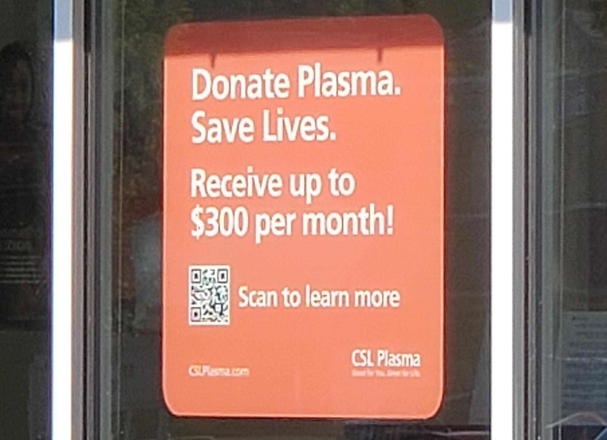 Endwell Blood Plasma Center Preparing to Open