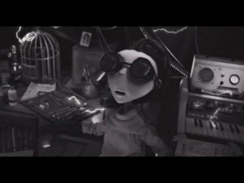 Tim Burton Remaking Frankenweenie One Of His Earliest Movies Videos