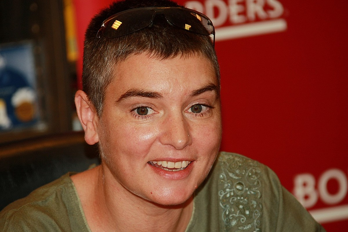 Sinead O'Connor Posts Possible Suicide Note To Facebook