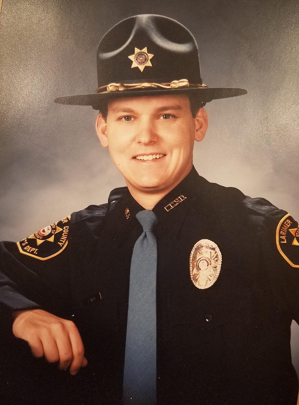 Sheriff Justin Smith Celebrates 25 Years with Larimer County