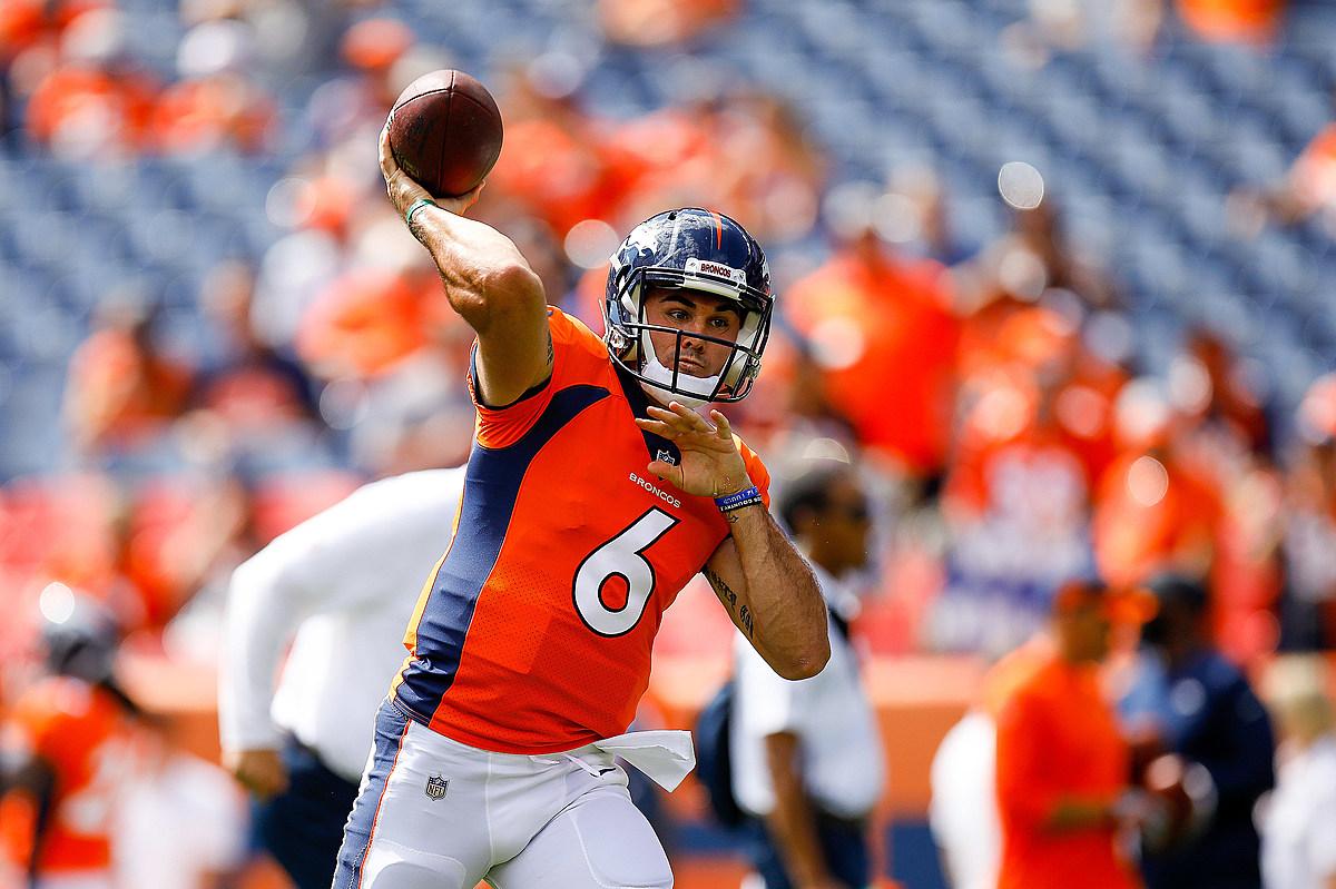 Broncos cut backup QB Chad Kelly - The Boston Globe
