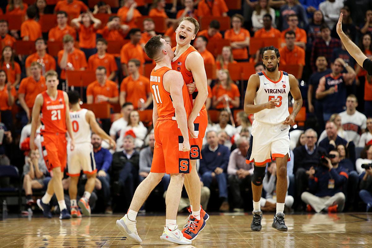 Syracuse Among Four NY Teams To Make NCAA Basketball ...