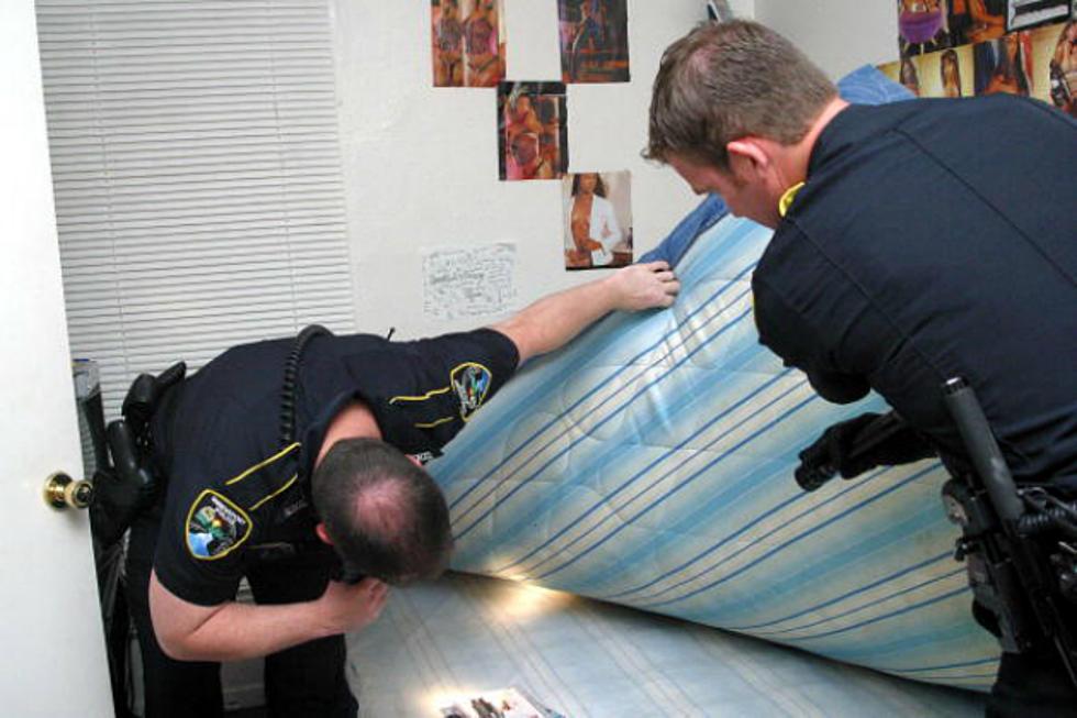 Burleigh County Sheriff Deputy Injured by Flying Mattress