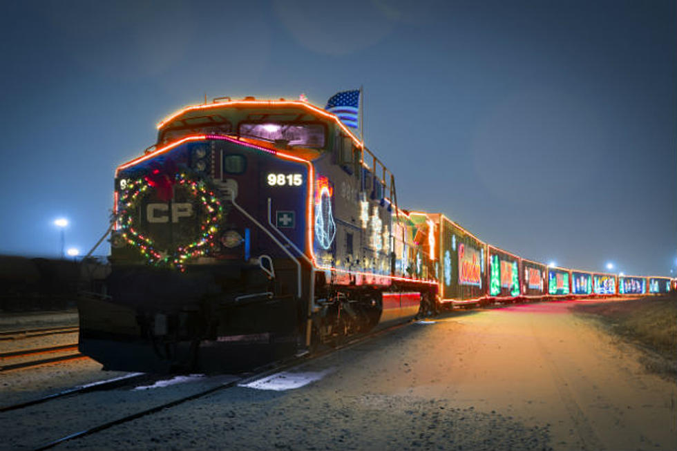 Canadian Pacific Holiday Train Cancelled!