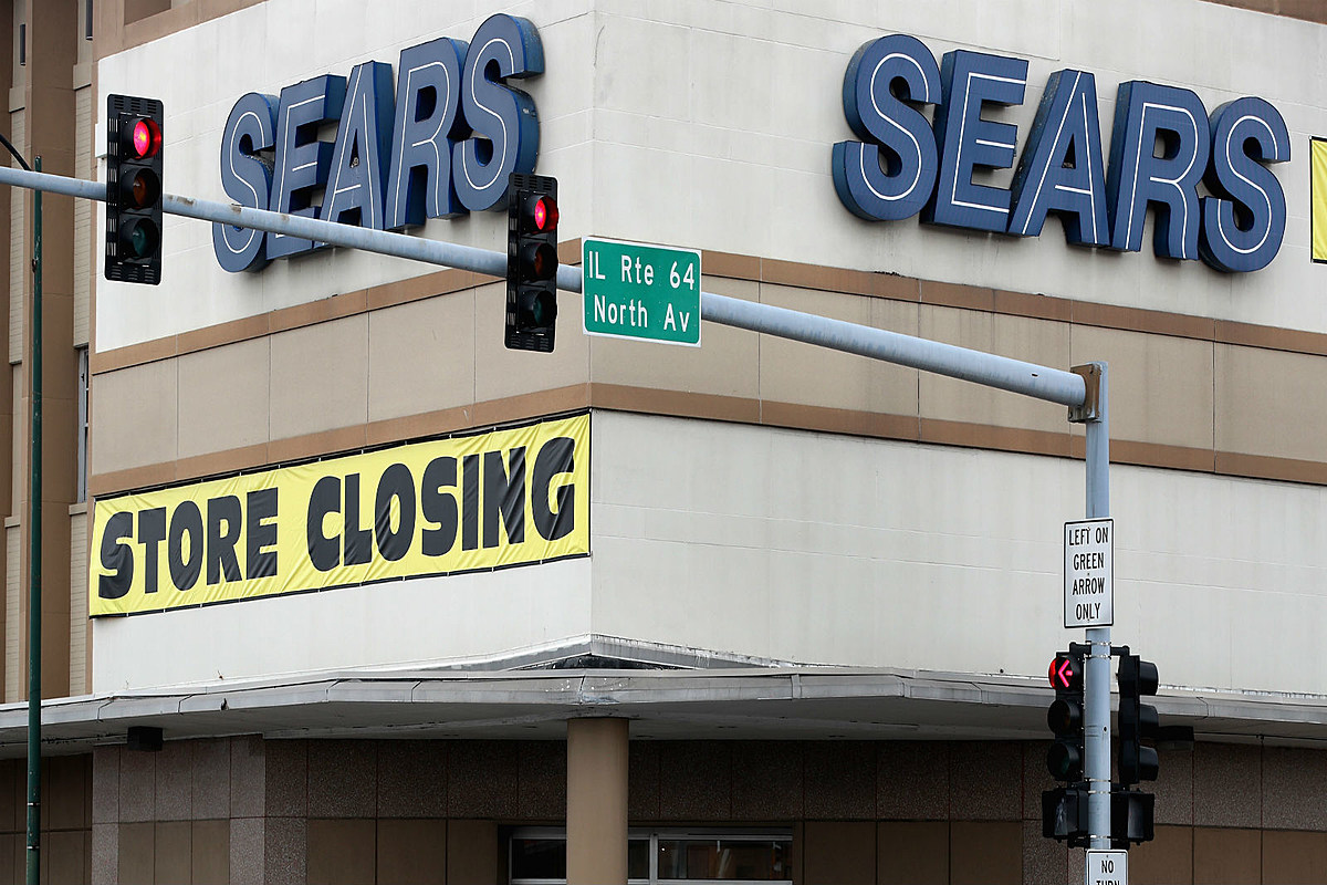 Sears and Kmart Announce North Dakota Store Closures