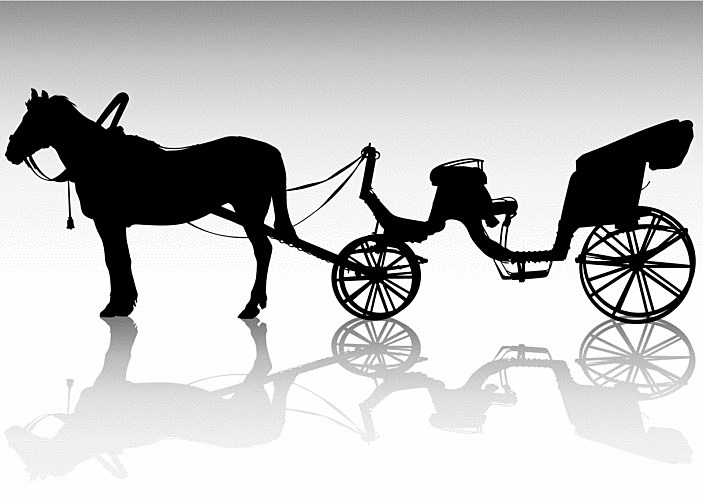 Free Carriage Rides Downtown Through December