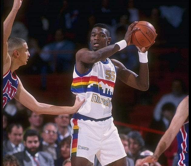 Image result for dikembe mutombo nuggets