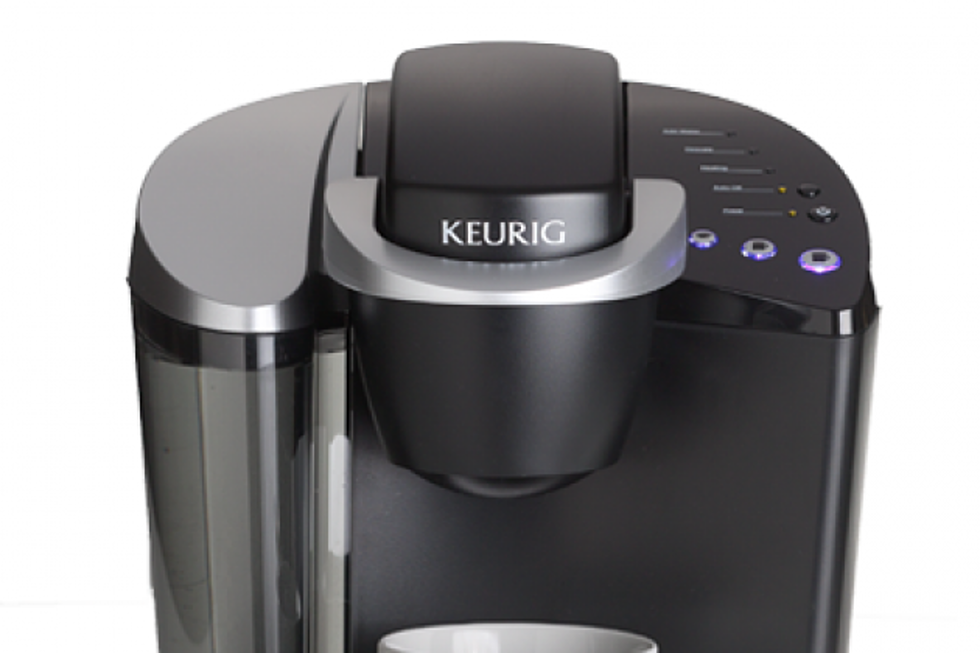 How Would You Like to Win This Kick Butt Coffee Maker?