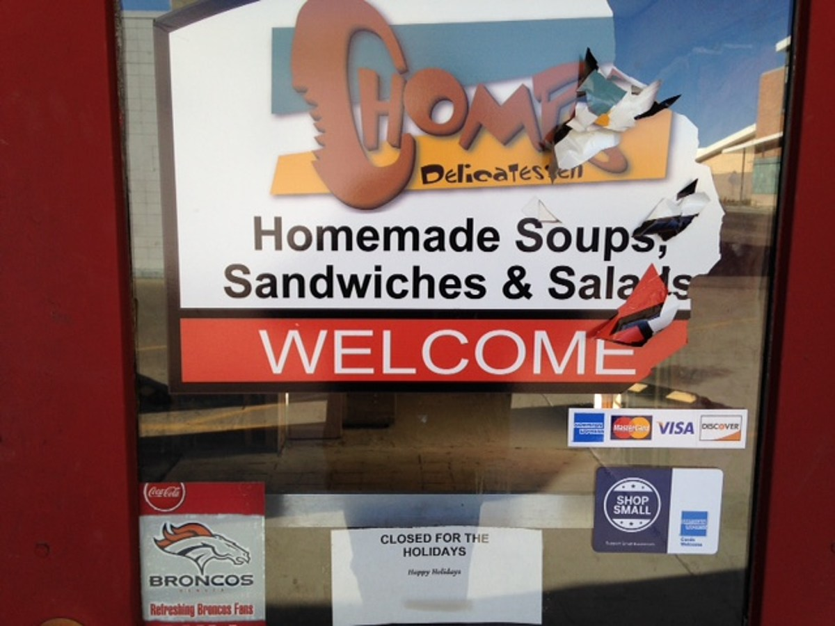 Another Grand Junction Business Gone