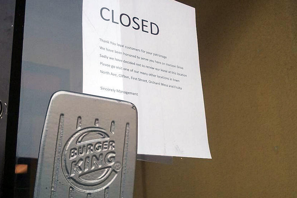 Grand Junction's Horizon Drive 'Home of the Whopper' Is No More
