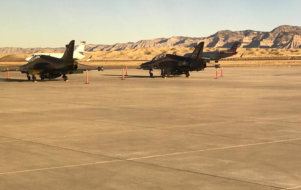 Canadian Air Force Invades Grand Junction Airport
