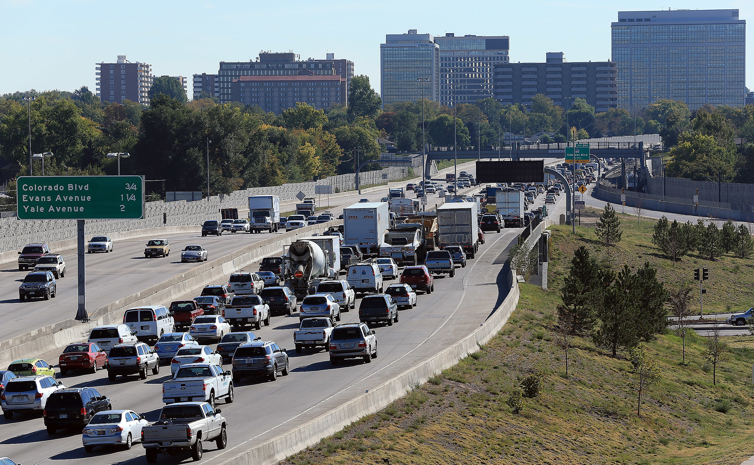 I-25 is Colorado's Highway From Hell