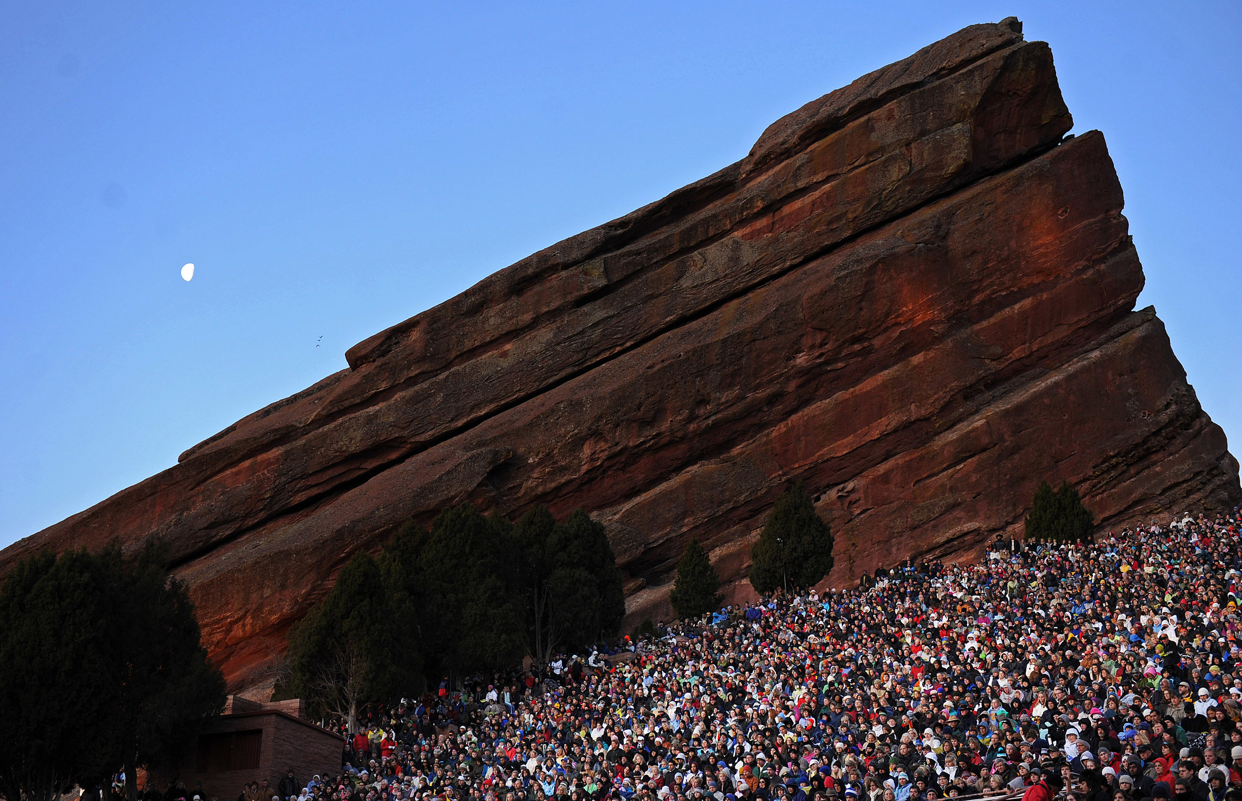 7 Things To Know About Concerts At Red Rocks Amphitheatre