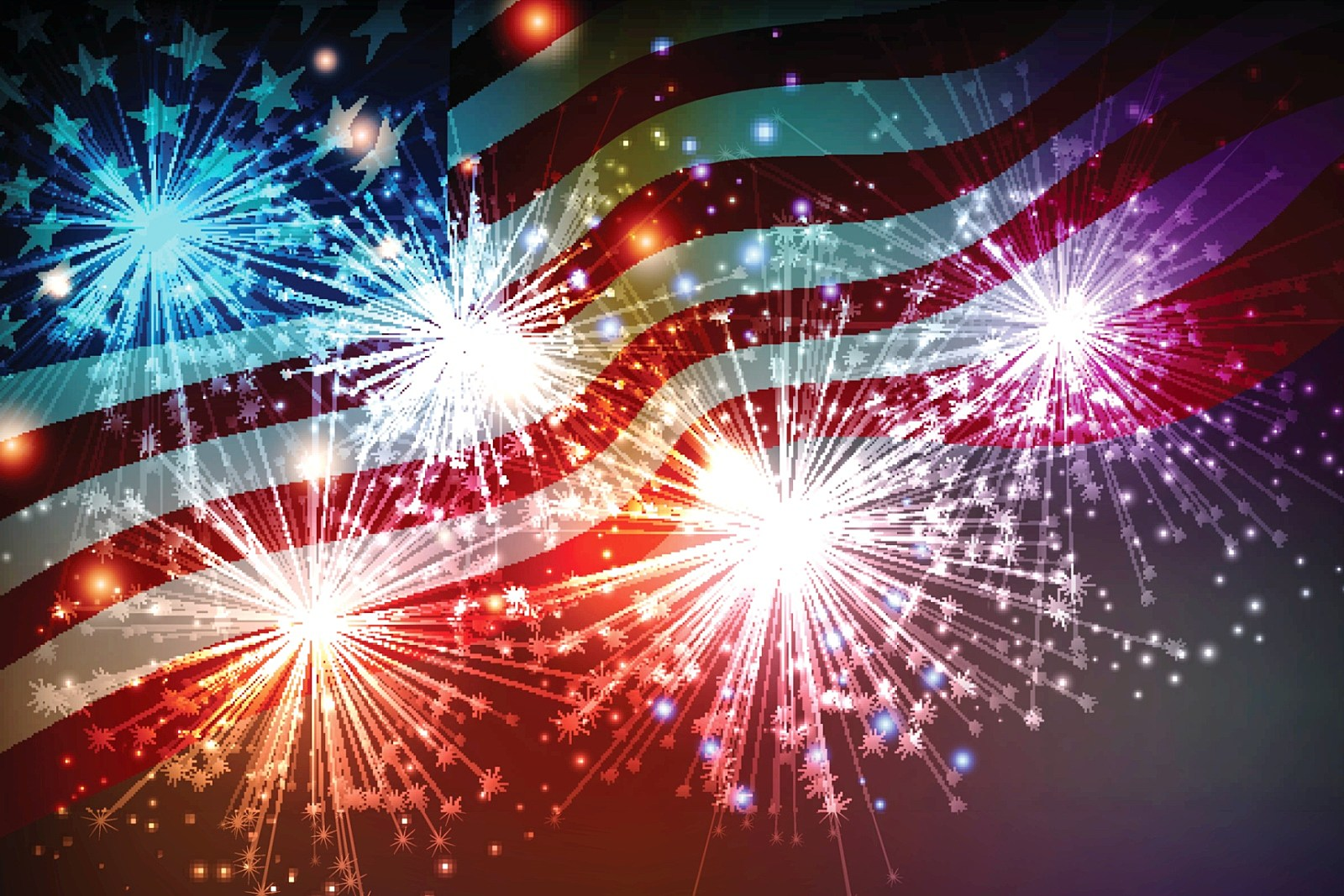 Image result for 4th of july fireworks