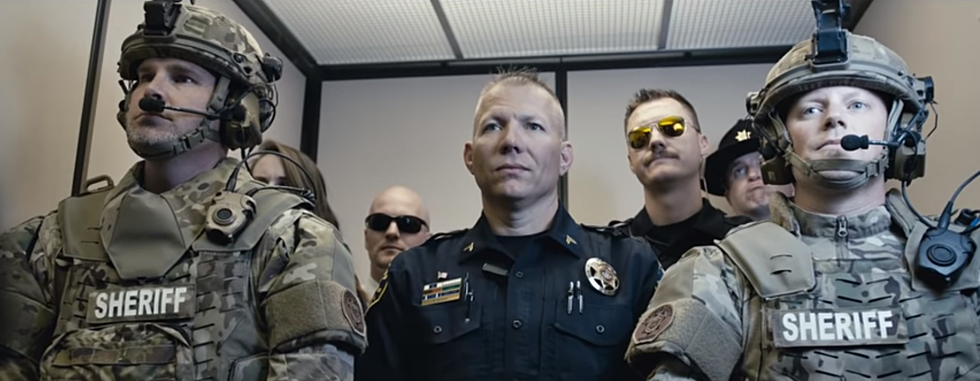 Larimer County Sheriff's Office Joins Lip Sync Challenge