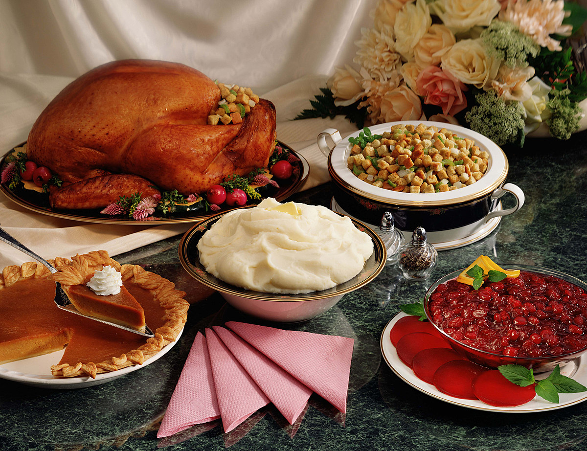 thanksgiving food pictures - HD1200×922