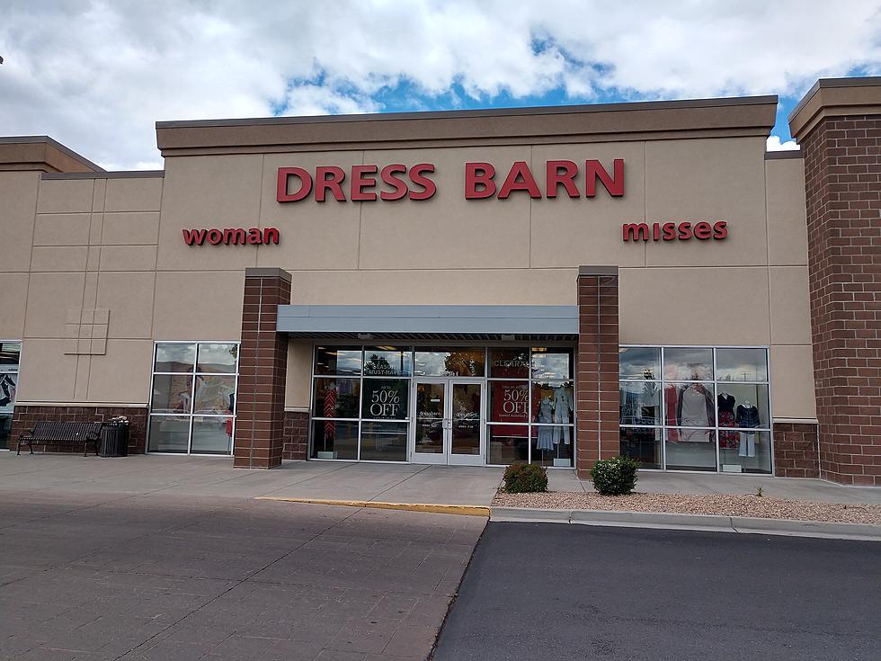 Store Closing Grand Junction Dress Barn Shutting Down