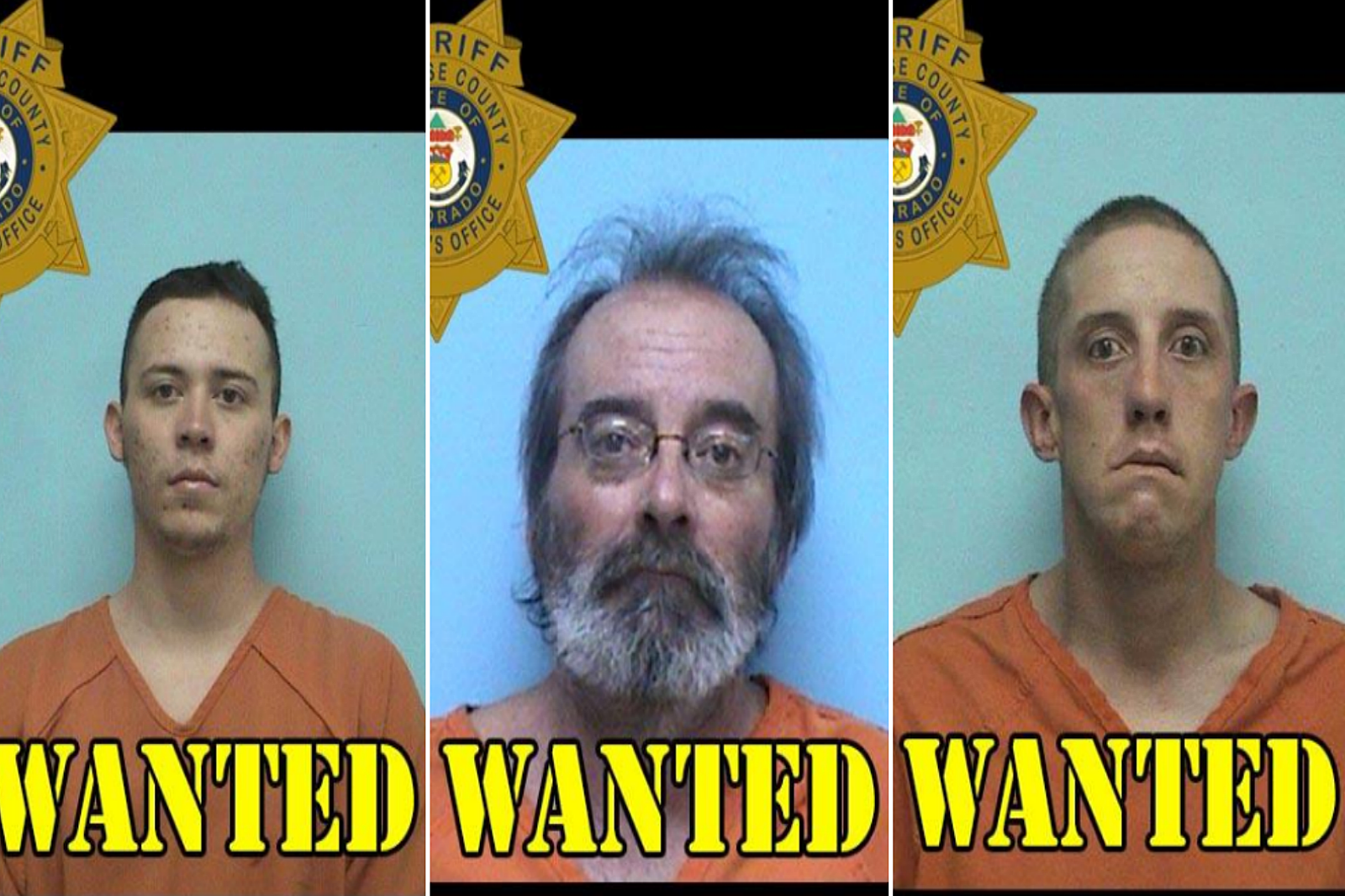 5 People Kick-Off 2018 on Mesa County's Most Wanted List