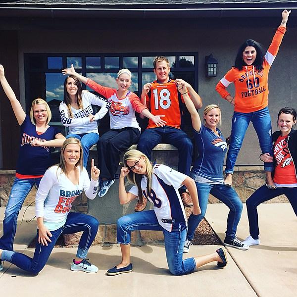 Denver Big Air Event Heiditown: Grand Junction Shows Us Their Denver Broncos Spirit