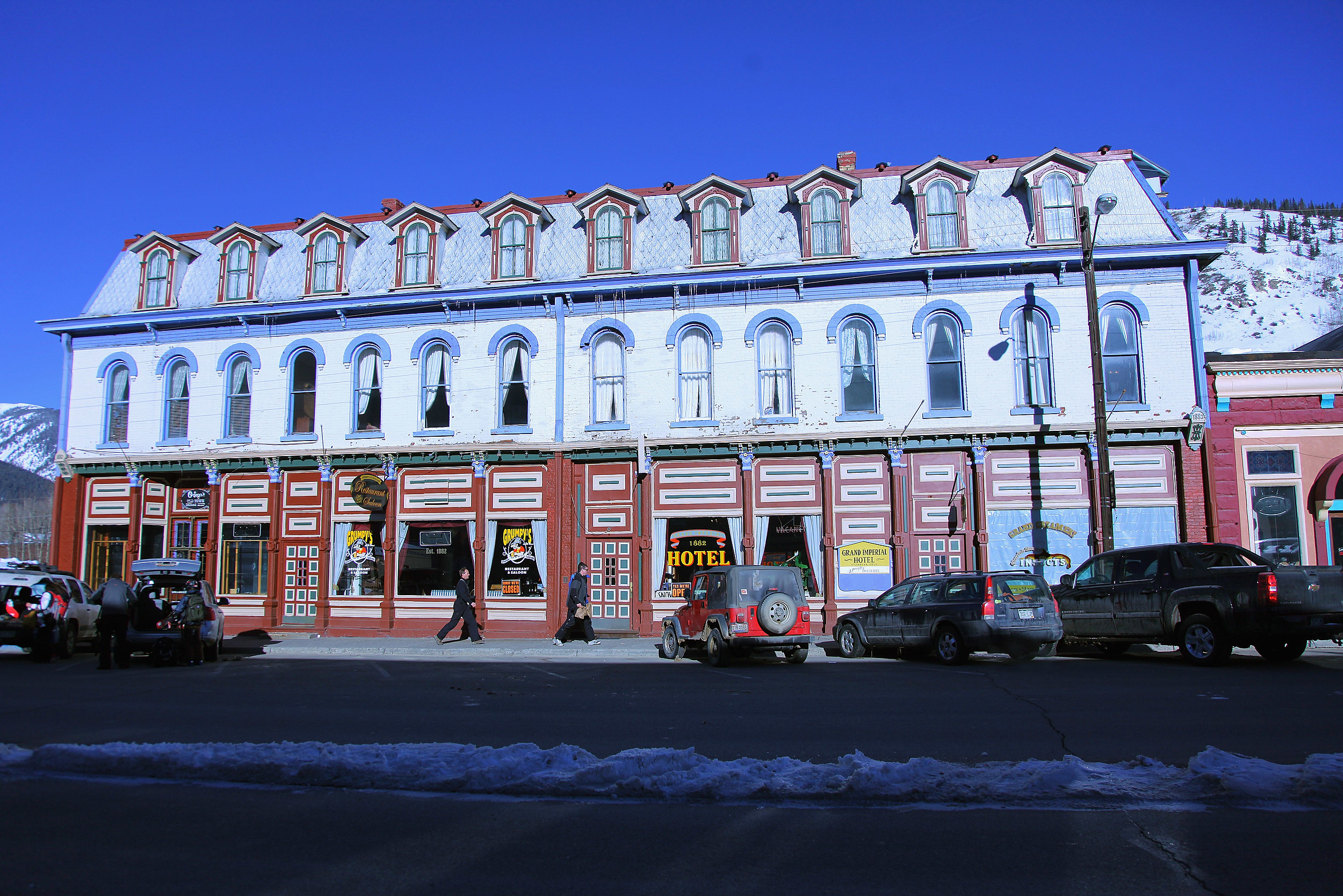Silverton S Grand Imperial Hotel Part Of Paranormal Investigation