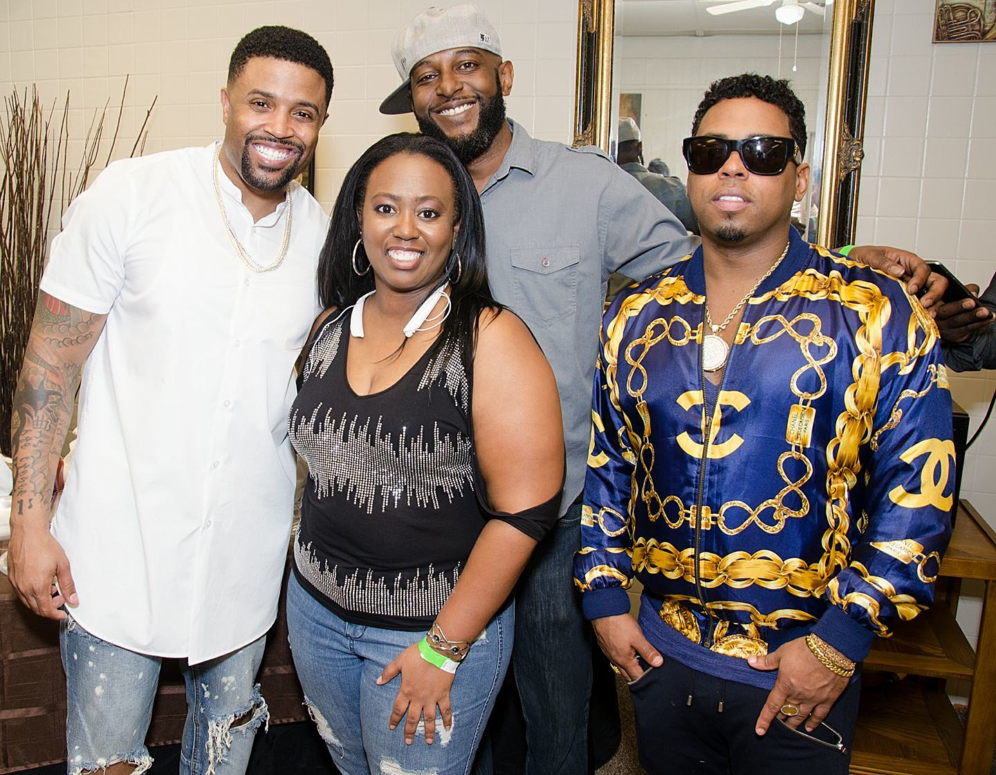 Photos From The Valentines Weekend Affair With Rl Bobby V J
