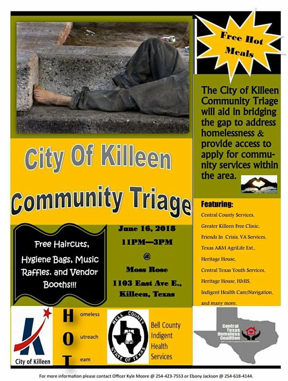 Killeen Community Triage With Kiss Community Connections