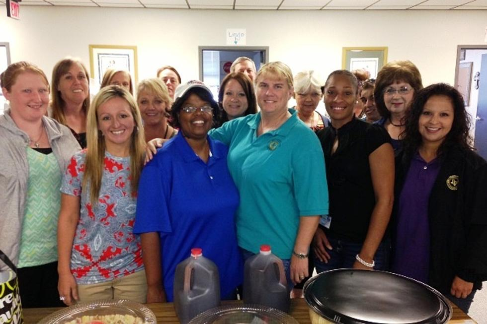 Free Lunch Friday Winner is the Bell County Adult Probation