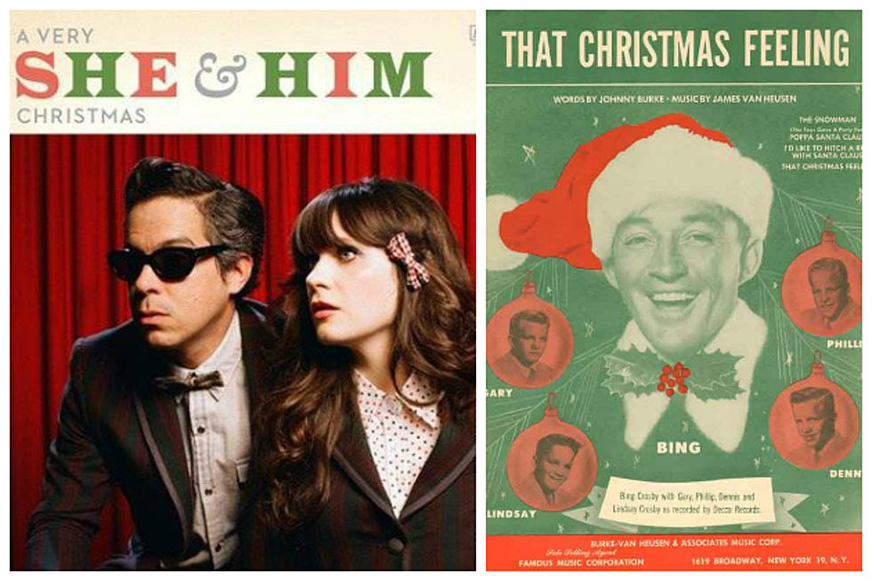 She And Him Christmas.10 Christmas Songs You Never Get Tired Of Hearing