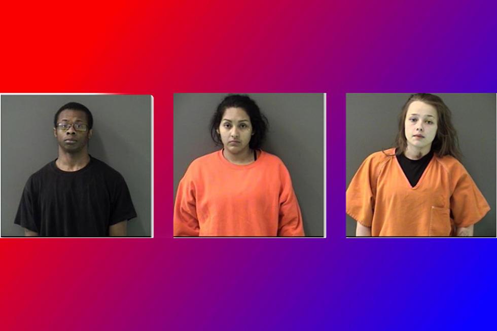 Three Arrested After Violent Home Invasion in Salado