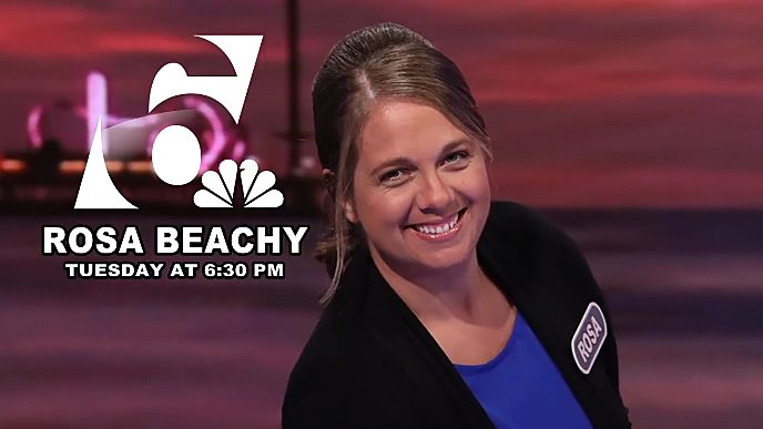 Temple Resident Rosa Beachy on Tonight's Episode of 'Wheel