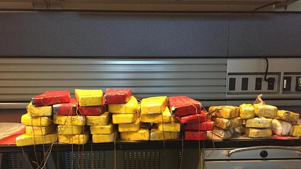 Record Setting Drug Bust Worth $2 Million Dollars in Navarro