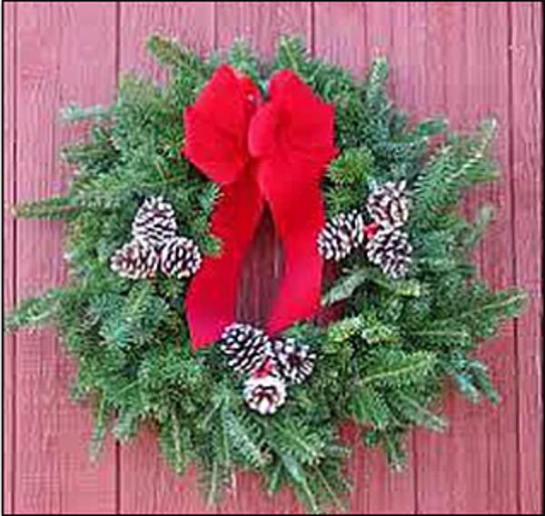 The Real Christmas Tree Farm: Christmas Trees And Wreaths At Robinson Family Farm