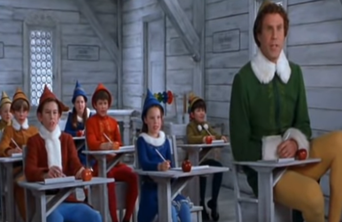 It S Answer The Phone Like Buddy The Elf Day