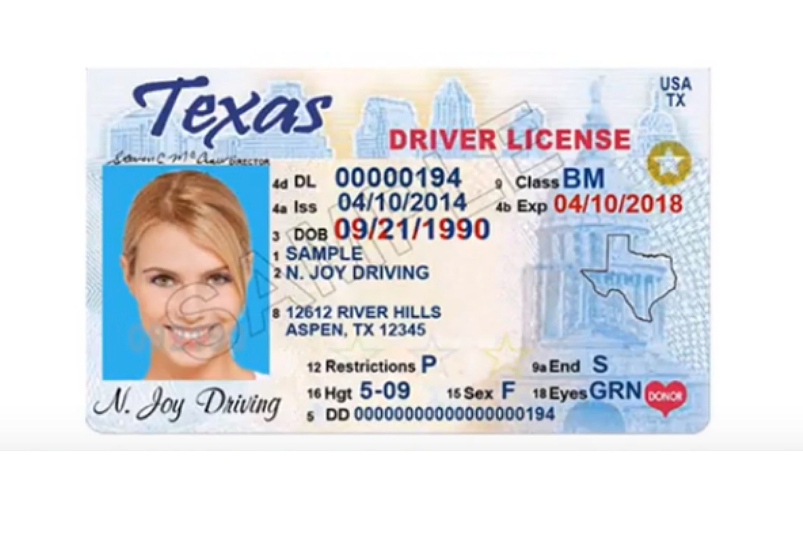 texas drivers license renewal laws