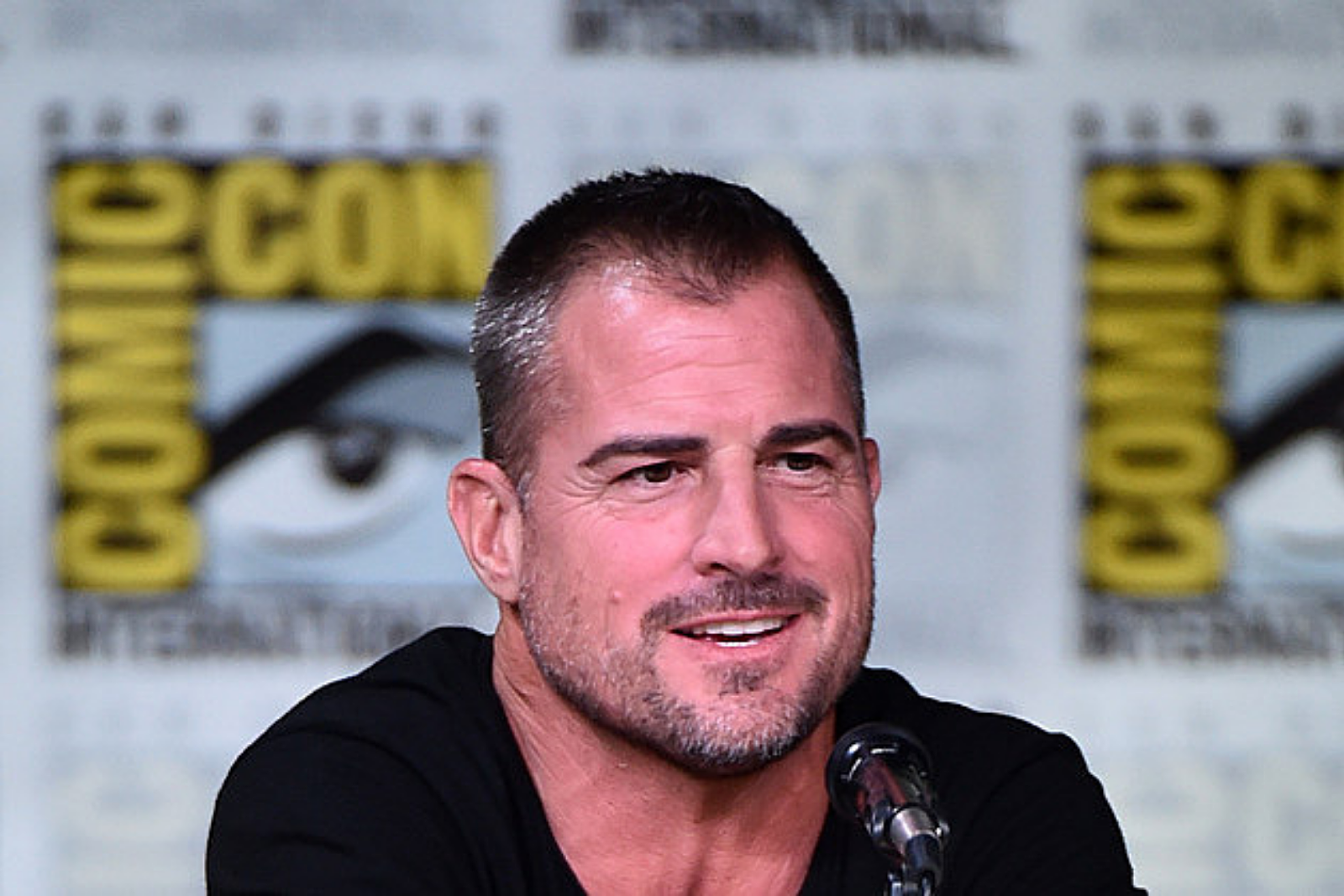 Actor George Eads Spotted At Dead Fish Grill In Belton