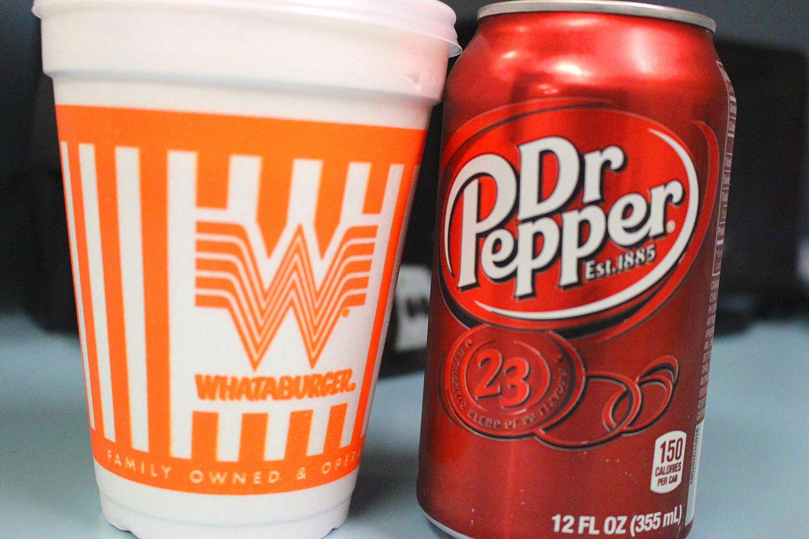 We Taste Tested the New Dr Pepper Shake at Whataburger