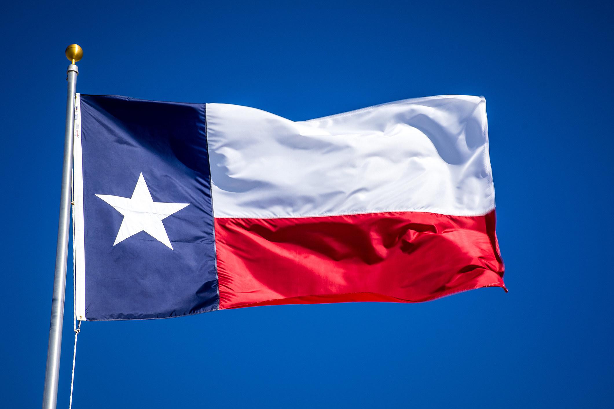 Happy 181st Birthday to the Texas Flag