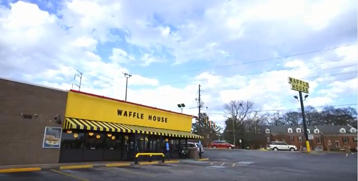 Waffle House Robbery In Houston   Waffle House