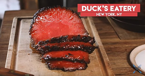 Watermelon Ham Is Now A Thing Thanks To New York City