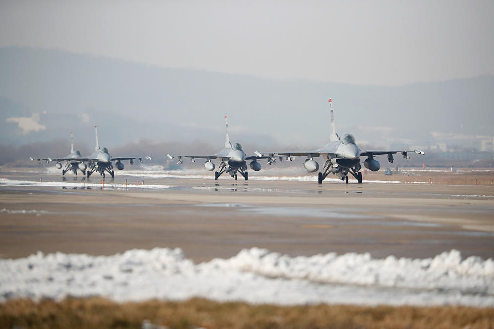 F-16s To Visit Fort Hood Today
