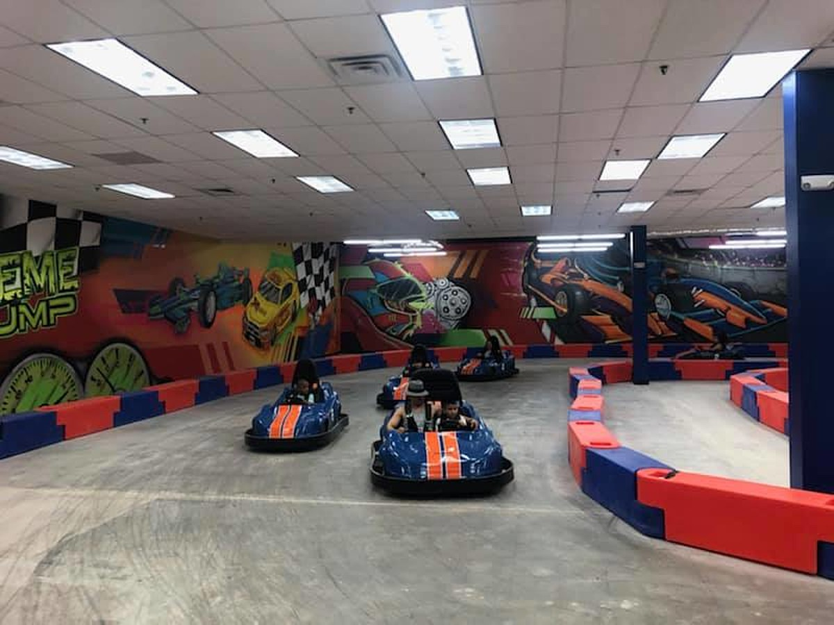 Xtreme Jump Temple Opens This Weekend
