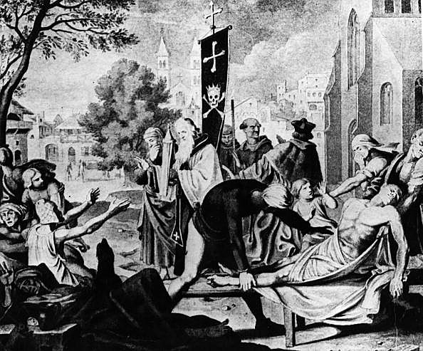 Basle Plague | Hulton Archive/Getty Images