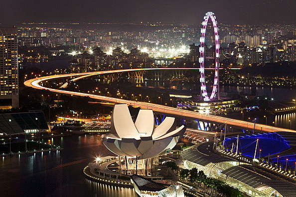Singapore Skyline | Getty Images