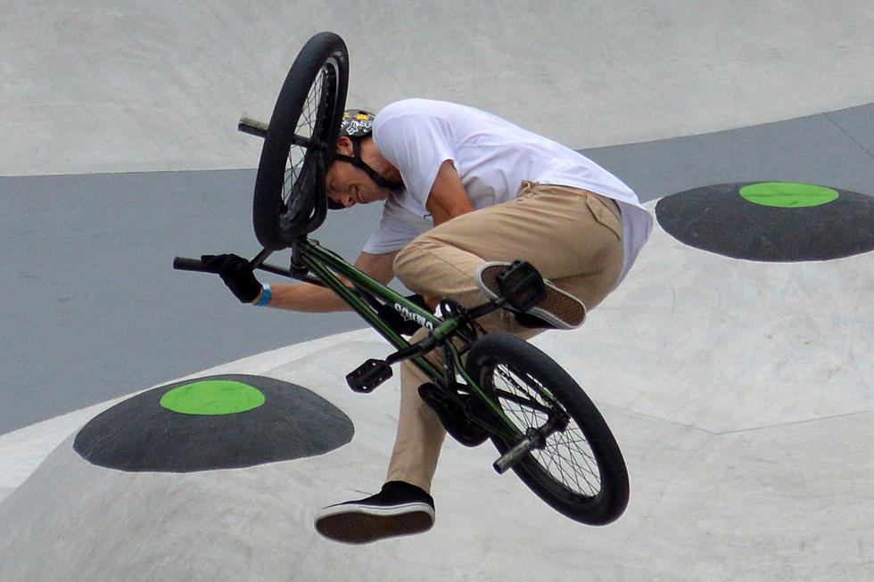 BMX Park at X Games Austin 2014 Won by the Hometown Hero