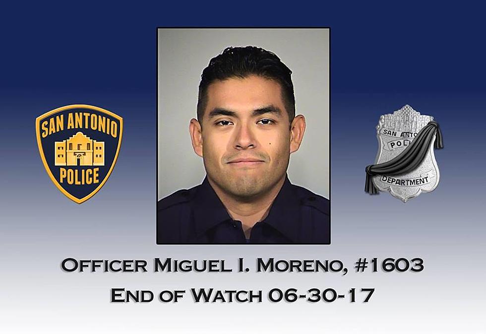 San Antonio Police Officer Dies After Being Shot in Head